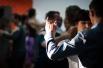В выходные дни в ростовской школе танго проходят «милонги» - танго-вечеринки, когда все собираются не учиться, а просто танцевать.
