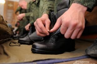 Южноуральский солдат пожаловался омбудсмену Севастьянову на побои в армии