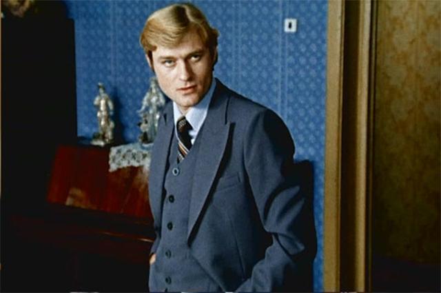 Годом позже Борис Щербаков сыграл в экранизации пьесы Михаила Рощина «Старый Новый год», которая прежде с большим успехом шла на сцене МХАТа.