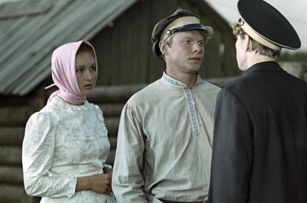 В 1971 году Соломин сыграл одну из главных ролей в исторической драме «Даурия», снятой по роману Константина Седых. Эта картина, рассказывающая о времени Первой мировой войны и советской революции, заняла 37-е место за всю историю отечественного проката.