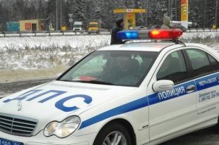 В Челябинской области сотрудница полиции сбила пешехода