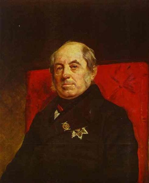 В Киевском национальном музее русского искусства сейчас хранится портрет С. Г. Лихонина, написанный художником в 1841 году.