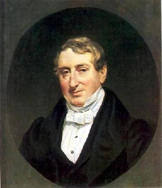 Написанный художником в 1835 году портрет Георга Клеберга теперь хранится в Художественном музее в Риге, одном из старейших музеев Латвии, основанном спустя немногим более 30 лет после создания картины.