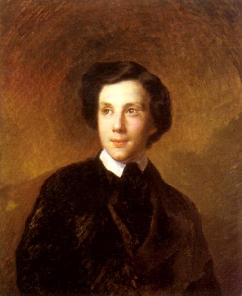 В 1850 году Брюллов создал портрет Александра Абазы – российского государственного деятеля XIX века. Картина была написана, когда Абазе было 29 лет, а спустя ещё 30 лет он стал министром финансов России. Хранится в Художественном музее Риги.