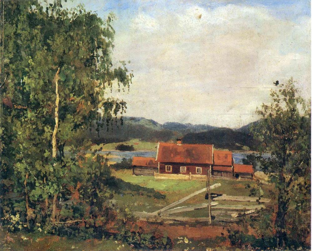Эдвард Мунк родился в 1863 году и уже в 16 лет поступил в техническую школу в Осло, однако затем перевёлся в Государственную академию искусств и художественных ремёсел, где учился под руководством Кристиана Крога.