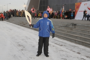Дети-сироты станут факелоносцами Олимпийского огня в Челябинске
