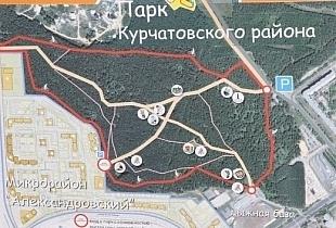 Власти Челябинска из-за бюрократии дали новому парку сразу два названия