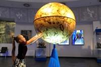 Смоленский городской планетарий - единственное место, где можно познакомиться с тайнами Вселенной на высоком уровне.