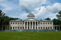 Главный усадебный дом усадьбы Остафьево.