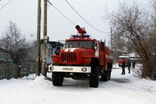 На пожаре в Челябинской области погиб 84-летний пенсионер
