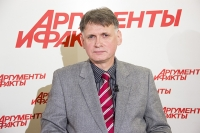 Заместитель директора Института демографии ВШЭ Михаил Денисенко.