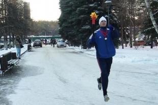«Олимпийский огонь» уже прибыл в Челябинск