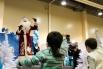 Баталия сказочных старичков развернулась в рамках новогодней ярмарки