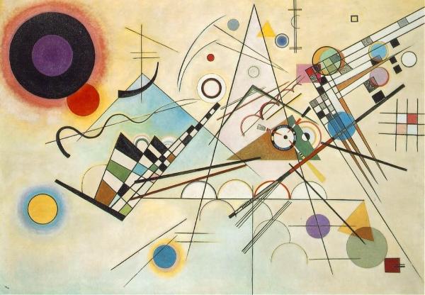 Впрочем, активность художника ненаходит понимания усоветских властей, всвязи счем в1921 году онвозвращается вМюнхен. Вэтот период онтакже создаёт ряд значительных работ, позже ставших «визитной карточкой» абстракционизма.