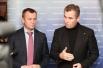 Так же Астахов пообещал лично поговорить с Сергеем Шойгу о судьбе пустующих корпусов бывшего иркутского авиационно-инженерного училища.