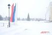 «Светопреставление» на площади Ленина