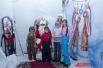 Приемная Деда Мороза работает в Омске.