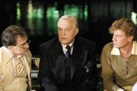 Александр Адабашьян, Олег Басилашвили,  Владислав Галкин. «Мастер и Маргарита» . 2005 год.