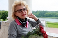 Народная артистка России Светлана Дружинина.