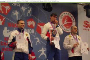 Аспирант ЧелГУ стал трехкратным чемпионом мира по кикбоксингу
