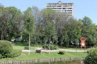 Район Ивановское.