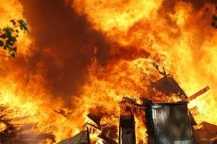 Жертвами пожара в Челябинской области стали три человека