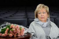 Художественный руководитель Московского театра «Современник» Галина Волчек. 2013 год.