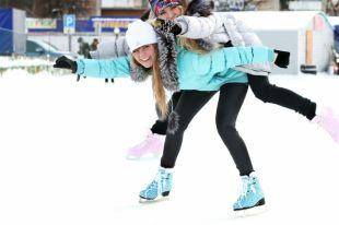 Жители Снежинска смогут бесплатно покататься на коньках