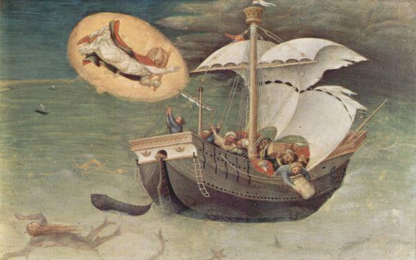 Кроме того, Святитель Николай является покровителем моряков. Это связано с тем, что он получил образование в Александрии и владел навыком навигации. Ещё одна легенда гласит, что он воскресил моряка, разбившегося во время шторма.