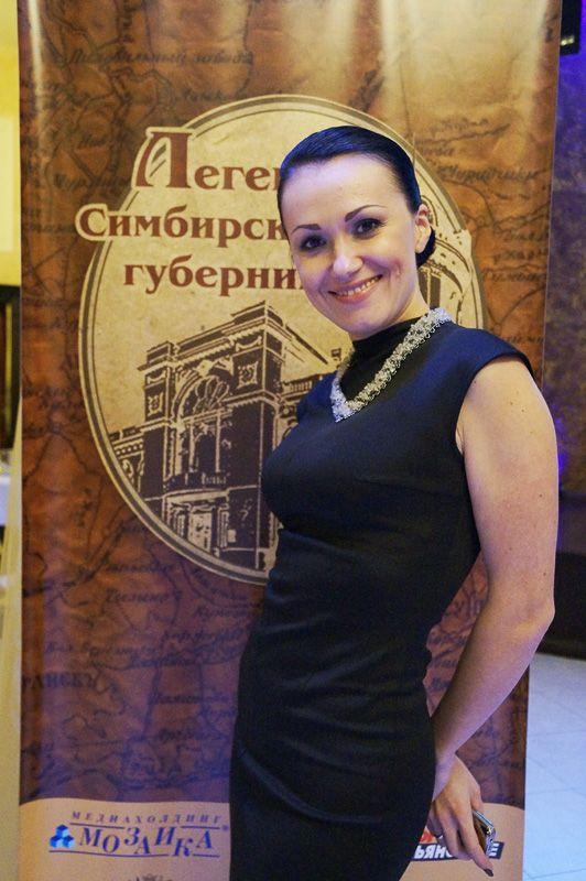 Олеся Вергун  - куратор проекта. Ей  в Фейсбуке  коллеги целый вечер писали: «Молодец, Олеся! Таки сделала легенды!»