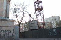 Здание сдадут летом 2014 года.