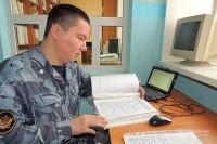 Ильдар Хузагарипов — начальник отряда №6 в колонии №18.