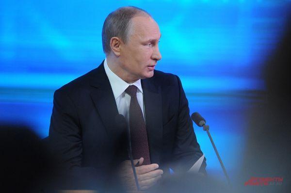 Среди прочего у Владимира Путина спрашивали о размещении в Европе ракетных комплексов «Искандер М».