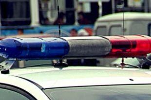 На Южном Урале полицейский автомобиль попал в аварию