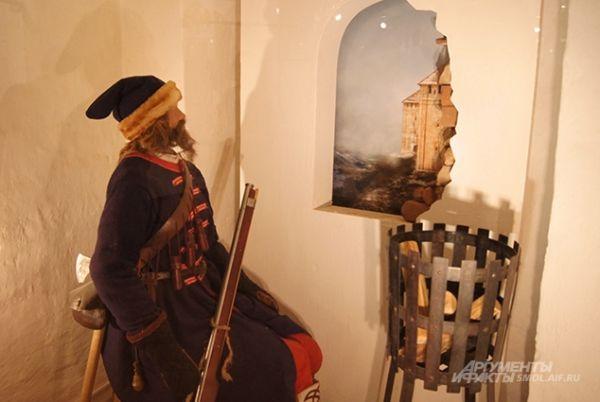 Выставка в Громовой башне