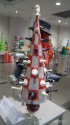 Шахматная елка