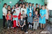 Благодаря добрым сердцам у этих ребят Новый год стал настоящим праздником.