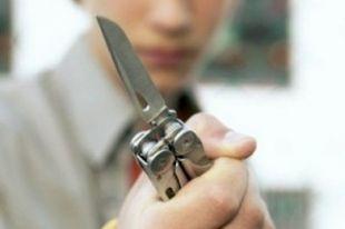 В Челябинской области подросток ударил сожителя матери ножом в спину