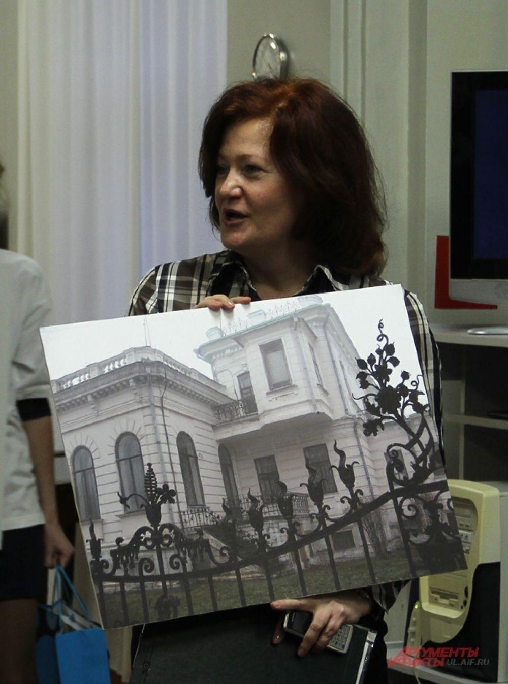 Снимок известного краеведа Алексея Сытина также оказался в числе победителей конкурса