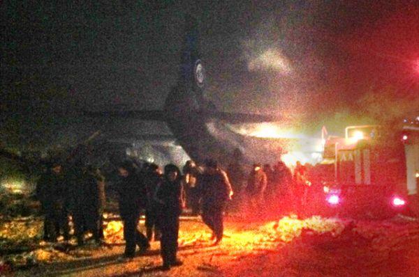 Пол версии экспертов, экипаж увел самолет от жилых домов.
