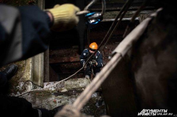 Высотные работы в аварийных домах