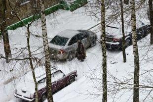 В Челябинске водитель, сбивший ребенка, скрылся с места происшествия