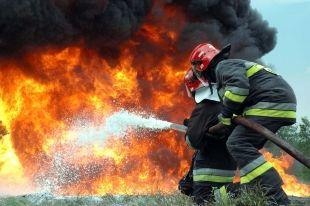 Две тонны спиртного пропали в пожаре на Южном Урале