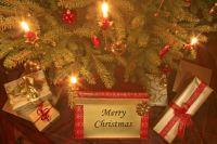 Счастливого вам Рождества!