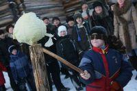 Празднование Святок в Великом Новгороде.