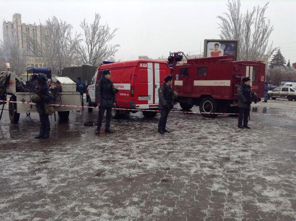 Траур в связи со взрывом, произошедшем в воскресенье, 29 декабря, на железнодорожном вокзале в Волгограде, объявлен в регионе с 1 по 3 января.