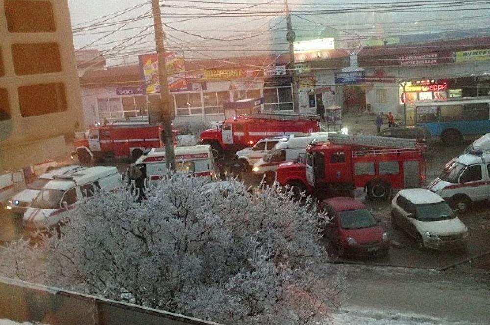 Накануне на железнодорожном вокзале Волгограда произошел взрыв. Его мощность составила около 10 кг в тротиловом эквиваленте.