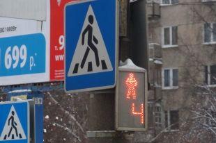 Полицейские Челябинска ищут водителя BMW, который задавил пешехода