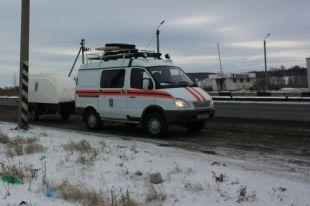 В Челябинской области из-за снегопада произошло смертельное ДТП