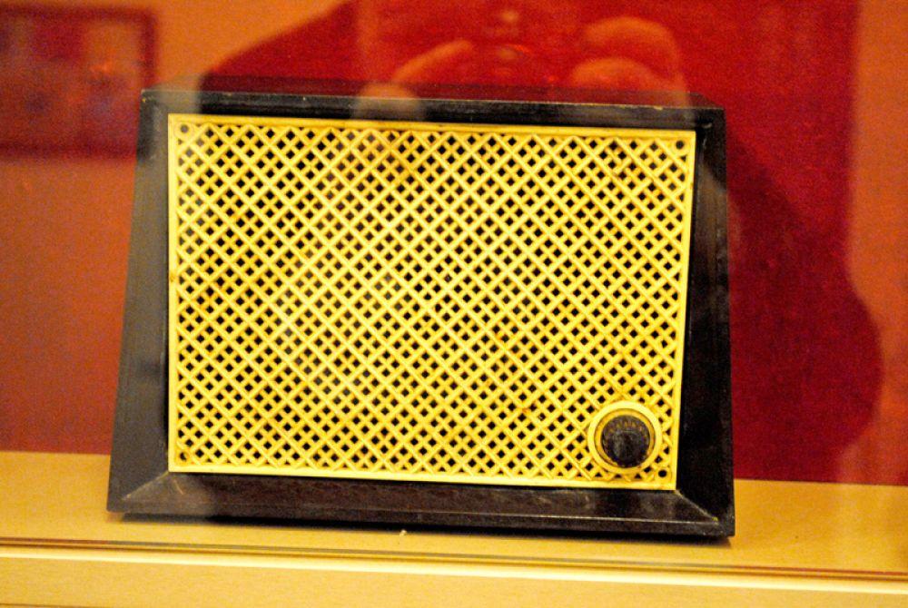 Радиоточка на кухне была обязательной в каждом доме